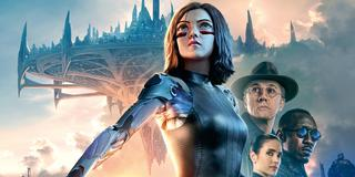 Kinoplakat: Alita: Battle Angel (Foto: Pressefoto/Fox Deutschland)