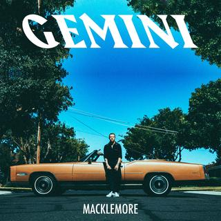"Cover ""Macklemore - Gemini"" (Foto: Warner Music)"