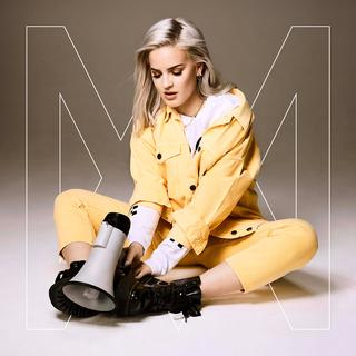"Anne-Marie ""Speak Your Mind"" Albumcover (Foto: Pressefoto/Warner Music)"