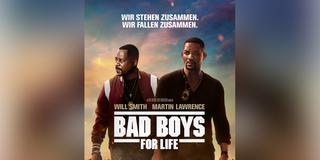 "Das Kinoplakat des Films ""Bad Boys for Life"" (Foto: 2019 Sony Pictures Entertainment Deutschland GmbH / Filmverleih)"