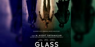 Plakat 'Glass' (Foto: Walt Disney Studio Motion Pictures)