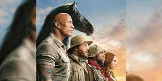 "Plakat des Films ""Jumanji 2: The Next Level"" (Foto: Sony Pictures Germany)"