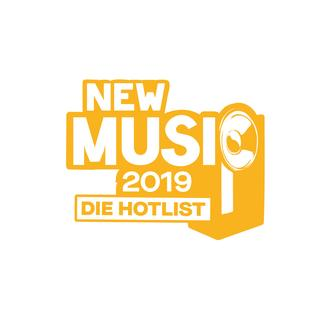 Logo New Music Awards Hotlist 2019 (Foto: SR)