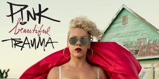 "Cover ""Pink - Beautiful Trauma"" (Foto: RCA Records)"