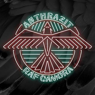 "Cover ""RAF Camora - Anthrazit"" (Foto: Indipendenza/Groove Attack)"