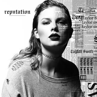 "Plattencover ""Reputation"" (Foto: Big Machine Records)"