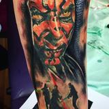 Star Wars - Tattoo (Foto: FB/ Kevin Bosinger)
